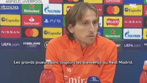 Real Madrid : Le gros appel du pied de Modric à Mbappé