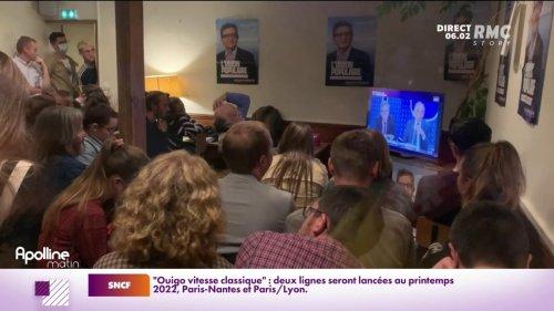 « Zemmour s'est ridiculisé »: les militants insoumis saluent la prestation de leur leader Jean-Luc Mélenchon