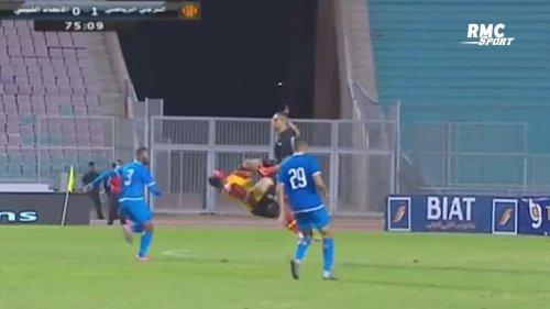 La sortie très violente d'un gardien en Ligue des champions africaine