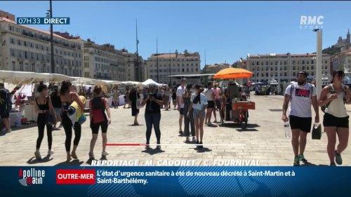 Retour du port du masque dans les Bouches-du-Rhône: « C'est un calvaire », estiment les Marseillais