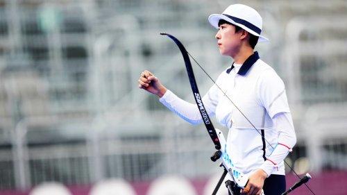 JO 2021: triple médaillée d'or, la Coréenne An San fait polémique... à cause de ses cheveux courts