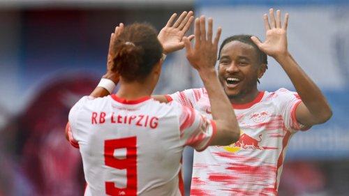 RB Leipzig: la nouvelle masterclass de Nkunku, en état de grâce face au Hertha Berlin