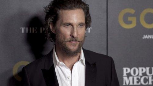 Matthew McConaughey pourrait s'imposer face à l'actuel gouverneur du Texas, selon un sondage