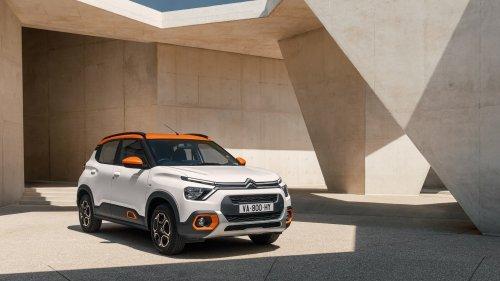 """Citroën dévoile une """"nouvelle C3"""" destinée aux marchés indien et sud-américain"""