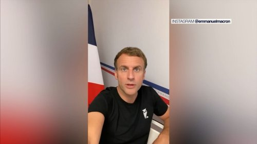 """""""Posez-moi vos questions"""": Macron veut répondre aux questions des Français sur la vaccination"""