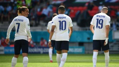 Euro 2021: ce que la défaite du Portugal contre l'Allemagne change pour la qualification des Bleus