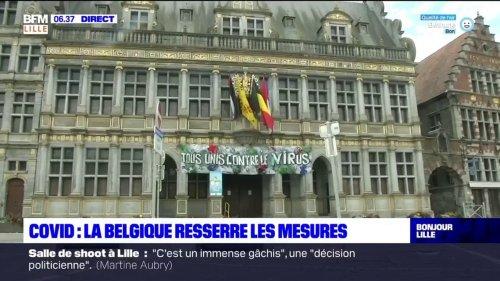 Covid-19: la Belgique serre de nouveau la vis