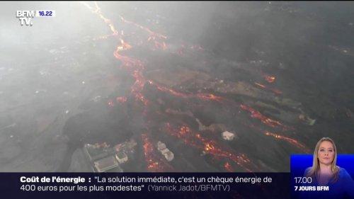 Volcan au Canaries: ces habitants risquent de tout perdre