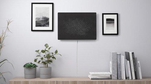 Ikea lance une enceinte connectée décorative conçue par Sonos