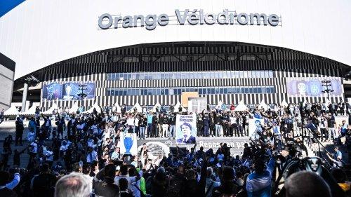 OM-Lorient en direct: le nouvel hommage du Vélodrome pour Bernard Tapie