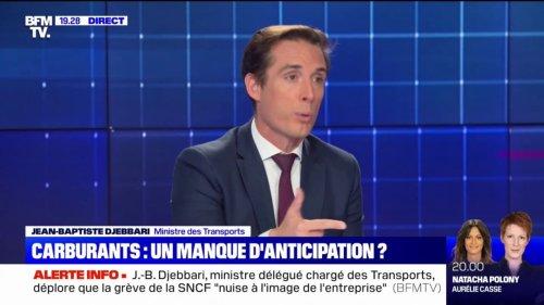 """Pour Jean-Baptiste Djebbari, l'hydrogène est """"un sujet sur lequel la France pourrait être parmi les leaders mondiaux"""""""