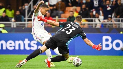 France-Espagne: l'UEFA veut changer la règle du hors-jeu après le but de Mbappé