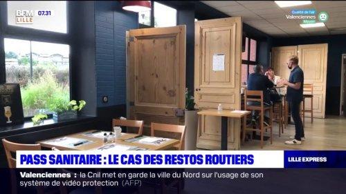 Pass sanitaire: le cas des restaurants routiers du Nord-Pas-de-Calais
