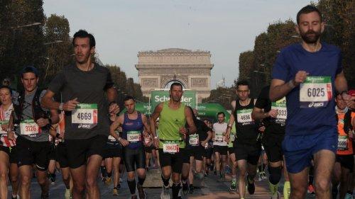 Paris 2024: des dossards pour le marathon à gagner... en battant le champion olympique