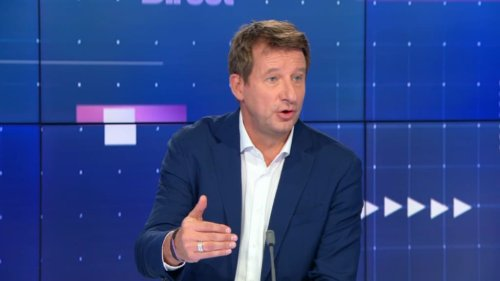 """Présidentielle 2022: pour Yannick Jadot, les socialistes """"ont trop dansé autour de l'écologie"""""""
