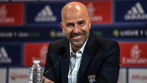 """OL en direct: Bosz veut """"jouer dur mais avec respect"""" contre Messi"""