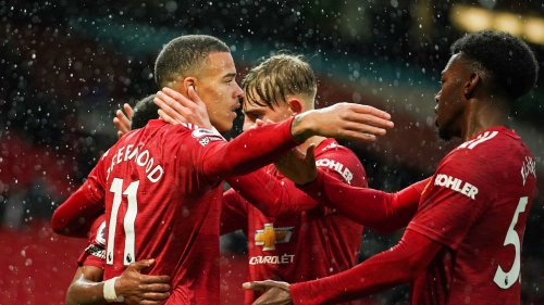 Manchester United: 9 joueurs positifs au coronavirus