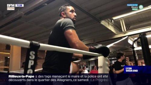 Boxe: un Lyonnais prétend au titre de champion du monde de boxe thaïlandaise