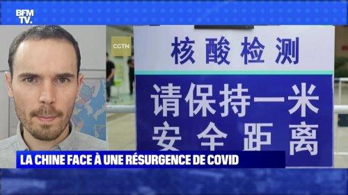 La Chine face à une résurgence de Covid - 01/08