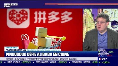 Chine Éco : Pinduoduo défie Alibaba en Chine par Erwan Morice - 05/05