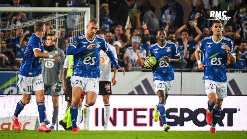 """Strasbourg 1-2 Lille : """"Les supporters ont montré l'exemple"""", Stéphan encense le public de la Meinau"""
