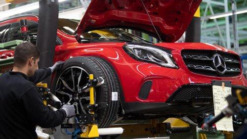 Pénurie de semi-conducteurs: des usines automobiles allemandes au chômage partiel