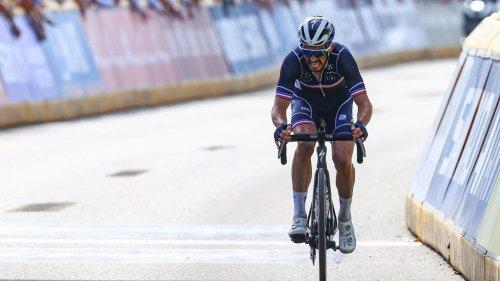 """Mondiaux de cyclisme en direct: Alaphilippe a été motivé par """"les trucs pas sympas"""" des supporters belges"""