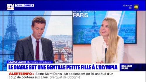 Paris: Le diable est une gentille petite fille, le nouveau spectacle de Laura Laune à partir du 26 septembre