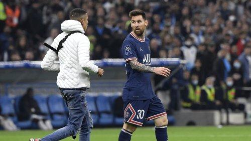 OM-PSG: le streaker qui a couru après Messi n'est pas un habitué du Vélodrome