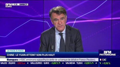 Rachid Medjaoui VS Philippe de Cholet : La Bourse chinoise, un gisement d'opportunités ? - 18/06