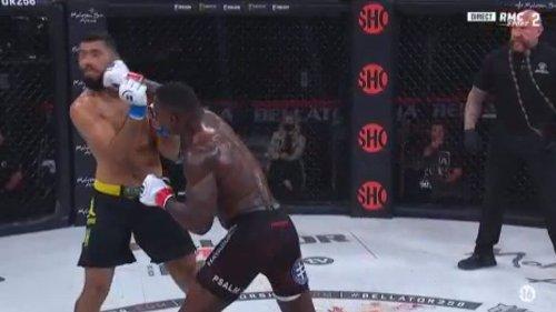 Bellator: le KO foudroyant de Johnson sur Augusto