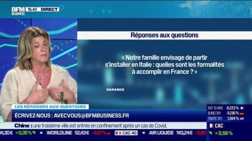 Les questions : Notre famille envisage de partir en Italie, quelles sont les formalités à accomplir en France ? - 28/10
