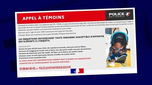 Essonne: la femme qui avait abandonné son bébé sur le quai d'une gare s'est présentée au commissariat