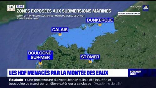 Hauts-de-France: plusieurs communes menacées par la montée des eaux