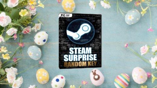 10.000 Steam-Keys kostenlos: CHIP verschenkt Spiele im Osternest 2021