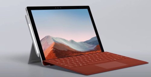 Microsoft revealed a powerful new Surface Pro 7, but you can't buy it