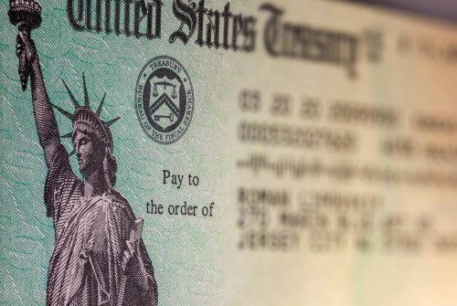 Millions of Americans are about to get a new stimulus check