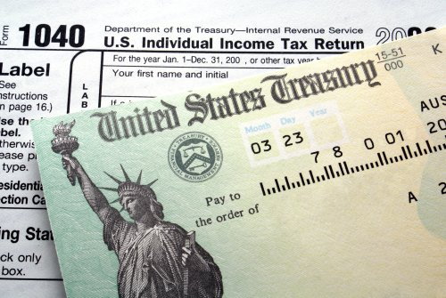 Some people might need to return their $1,400 stimulus checks