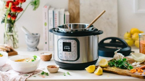 Take your Instant Pot to the next level with this $28 accessory kit
