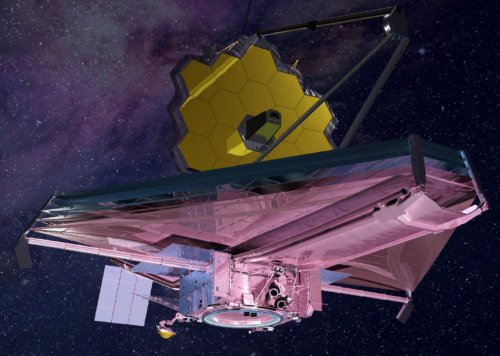 NASA's James Webb telescope opened its golden wings for the last time ever on Earth