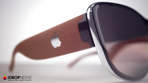 Yet more evidence Apple is working on AR glasses for mixed reality