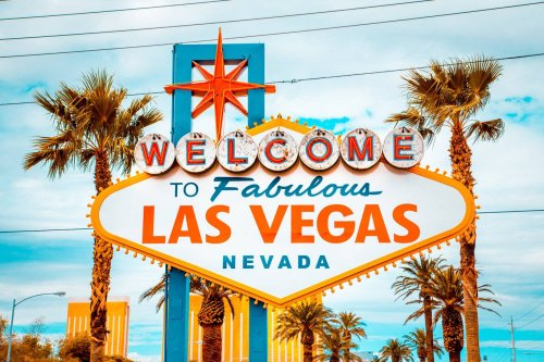This news has me dying to book a trip to Las Vegas right now