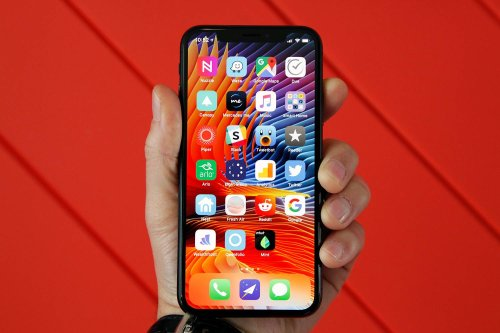 IPHONE XS&XS MAX cover image