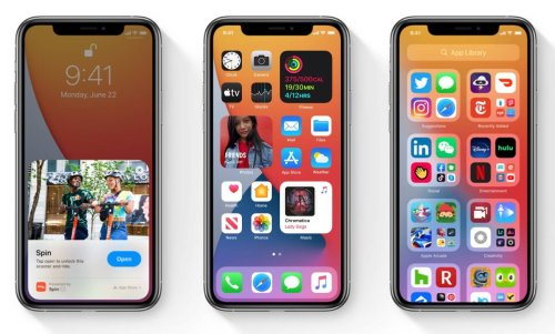 iOS 14 beta reveals an iPhone 12 model that will be the first of its kind