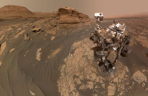 Is this proof that there's actually life on Mars?