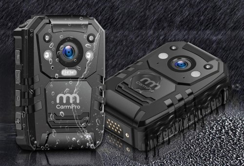 Save $10 on a body cam that's just like the ones cops use