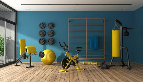 How I built a home gym without spending more than $250 on any exercise machine