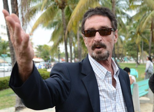I'll never forget John McAfee's reply when I asked for an interview