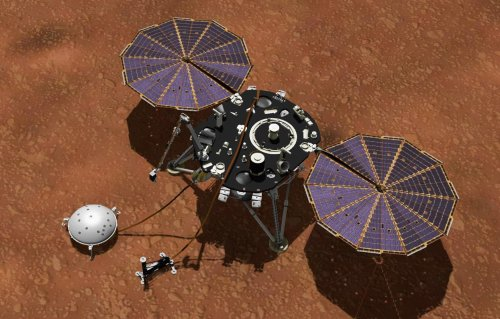 NASA's Mars InSight lander may be in deep trouble