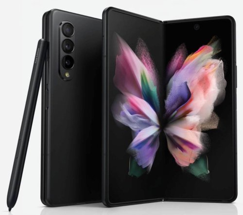 Galaxy Z Fold 3 price leak teases expensive entry price